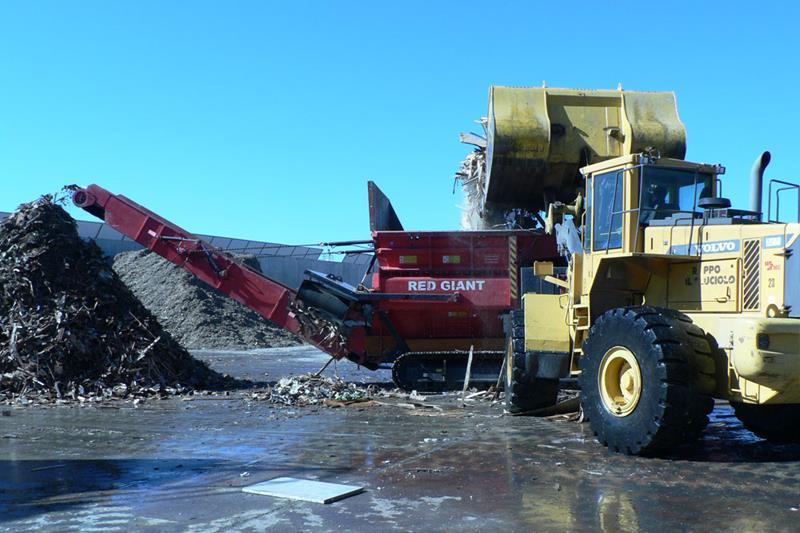 intermediazione rifiuti